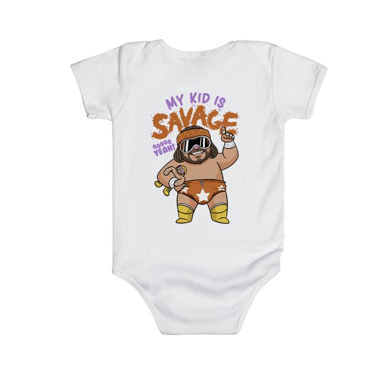 SAVAGE Infant /& Toddler Tee