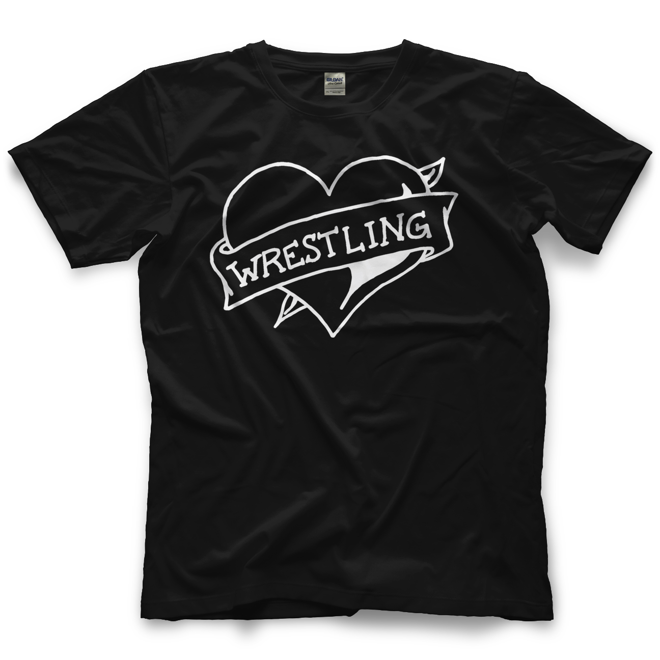 Wrestling Heart T-shirt