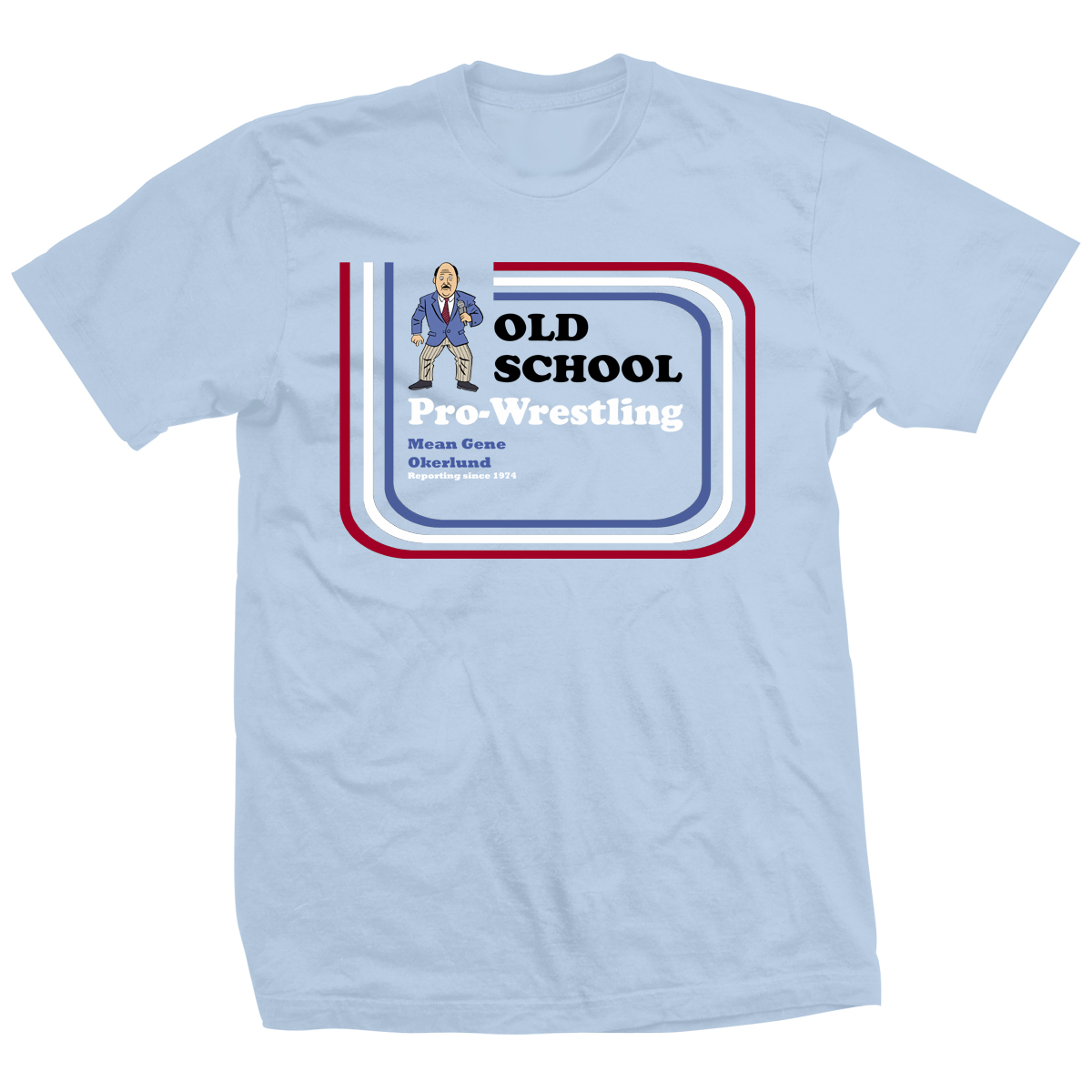 Mean Gene Old School T-shirt