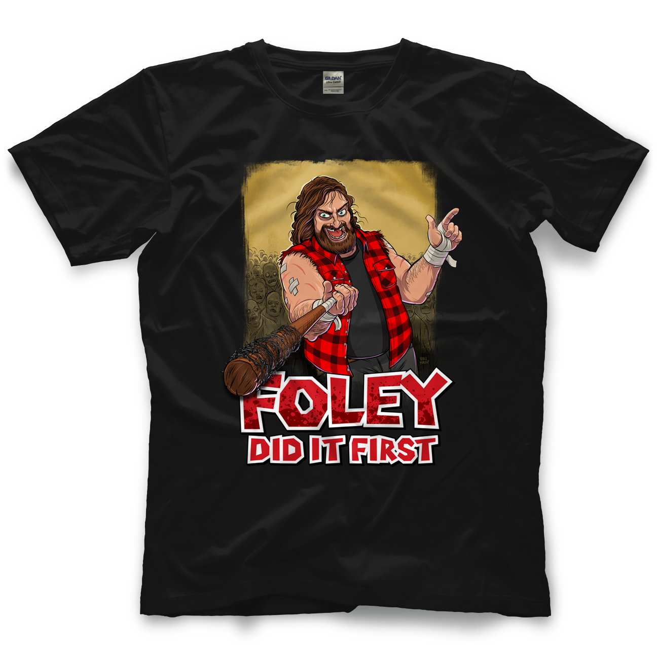Foley Did It First