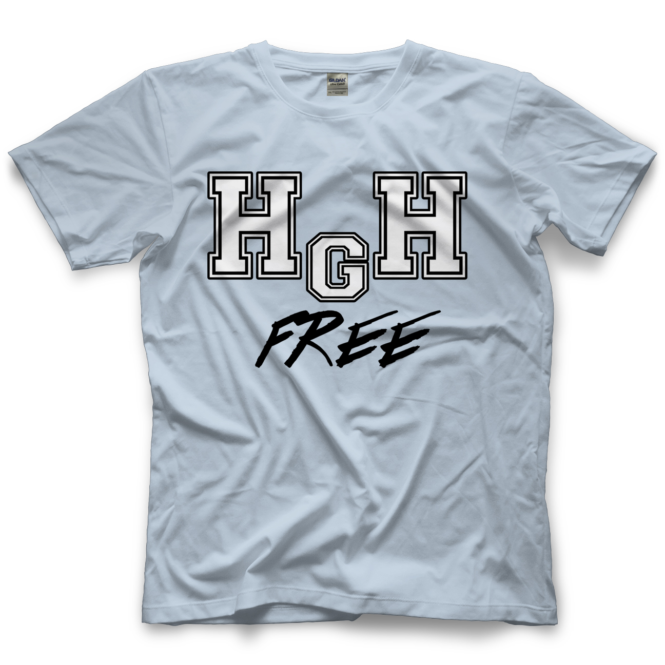Moms Against HGH Free T-shirt