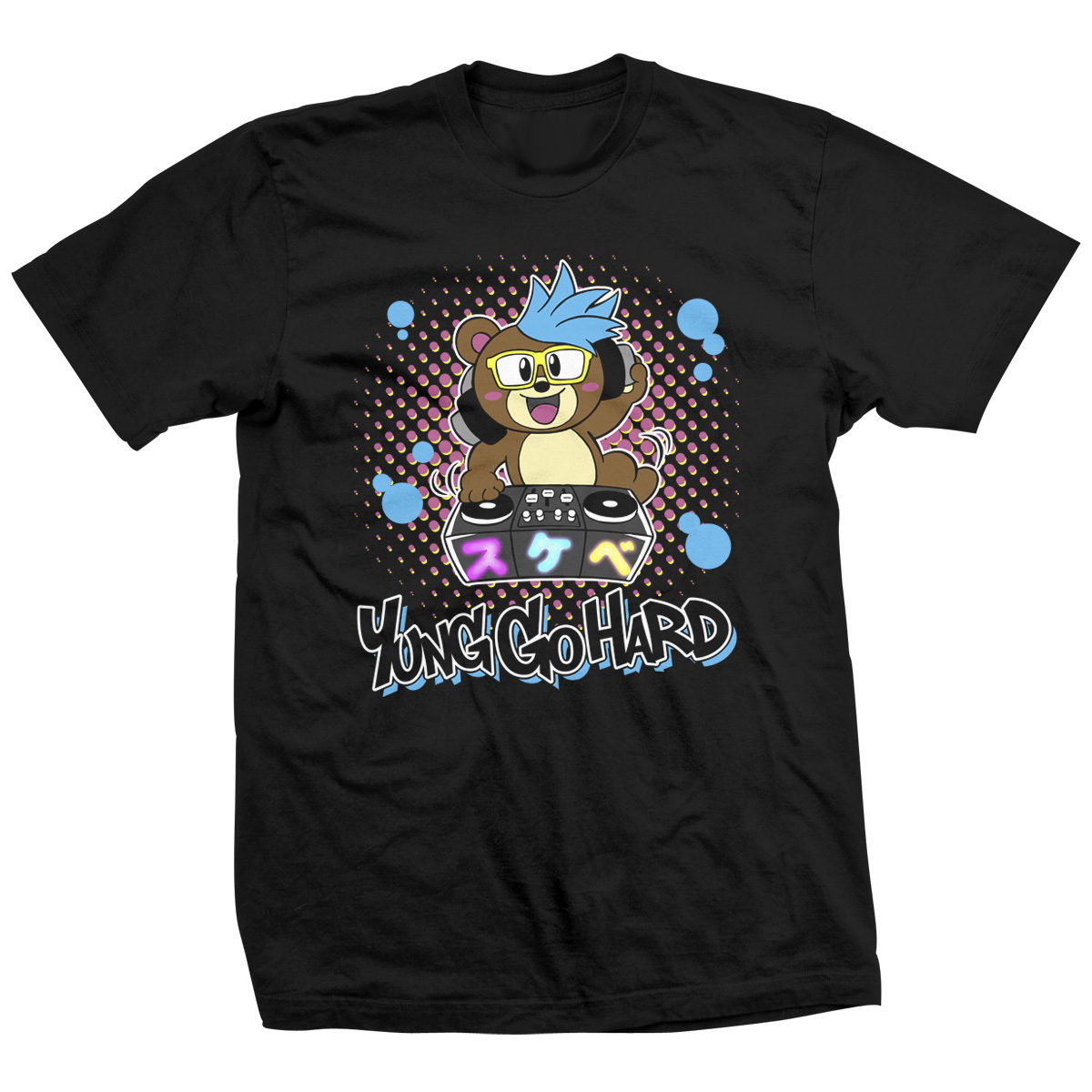 Zema Ion Yung Go Hard T-shirt