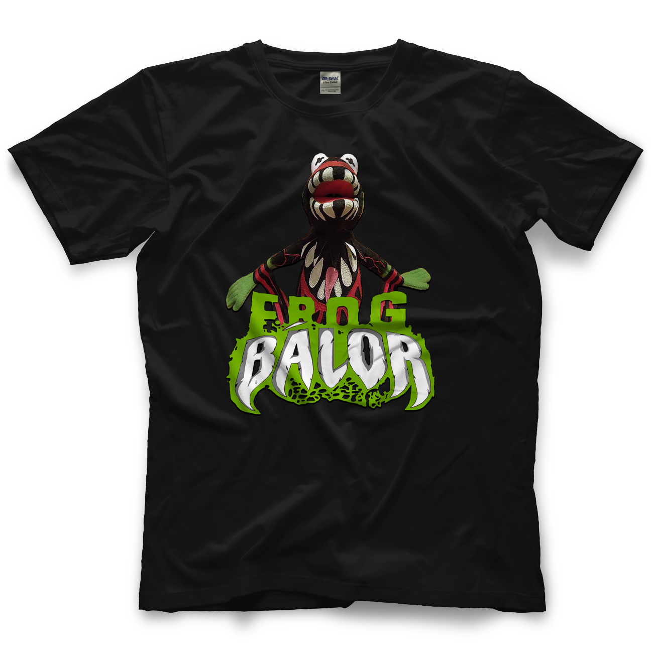 New Age Insiders Frog Balor Pose T-shirt