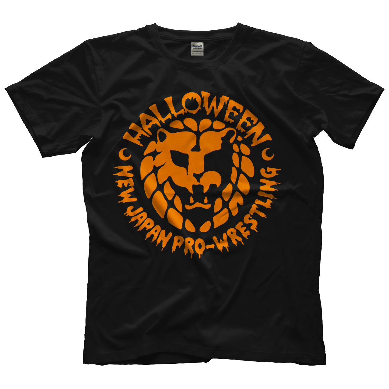 Lion Mark Halloween T-shirt