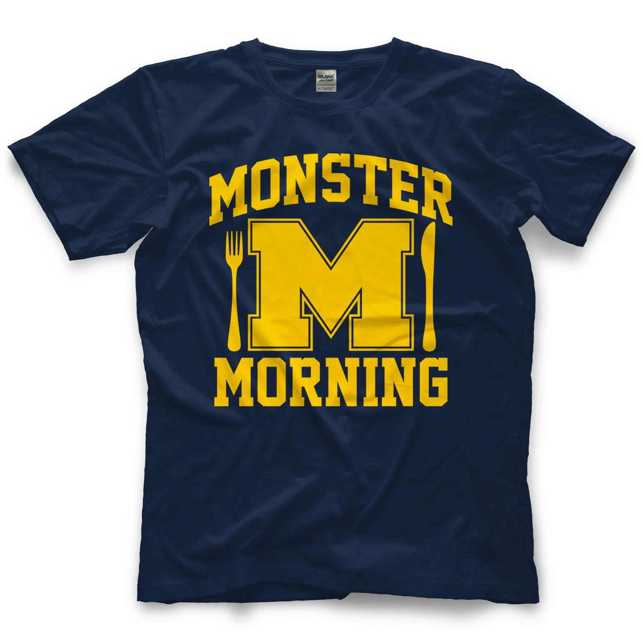 Monster Morning - Manabu Nakanishi