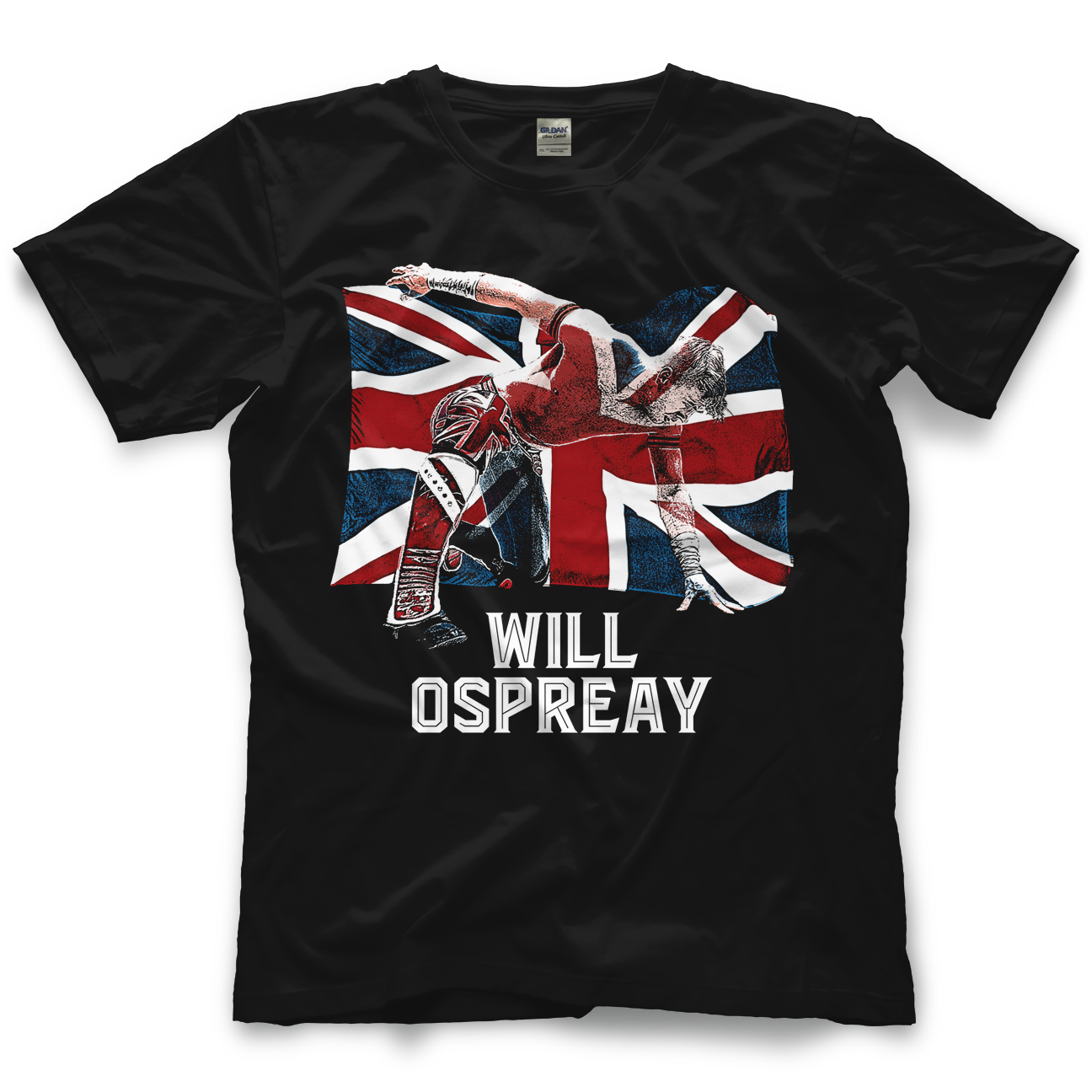 Union Jack - Will Ospreay