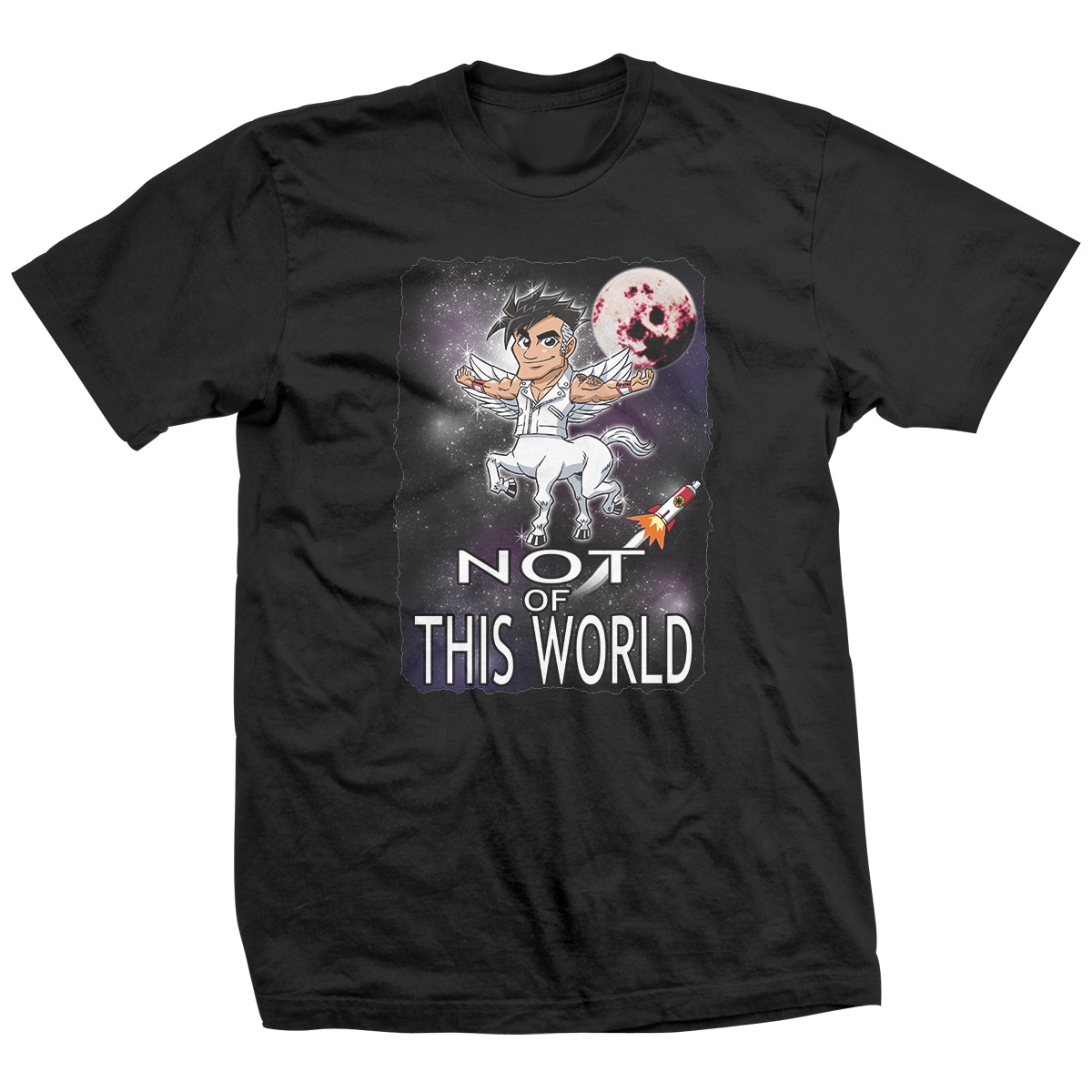 Zema Ion Not of This World T-shirt