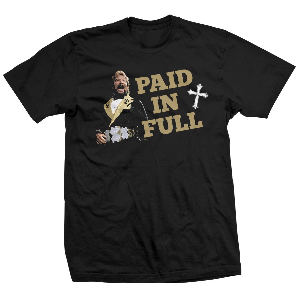 Ted Dibiase Paid in Full T-shirt