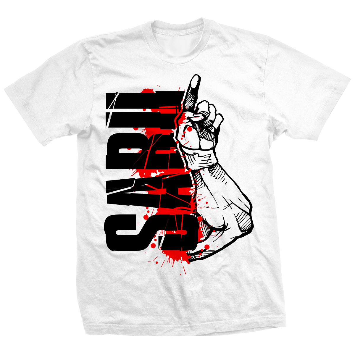 Sabu Point to the Sky T-shirt