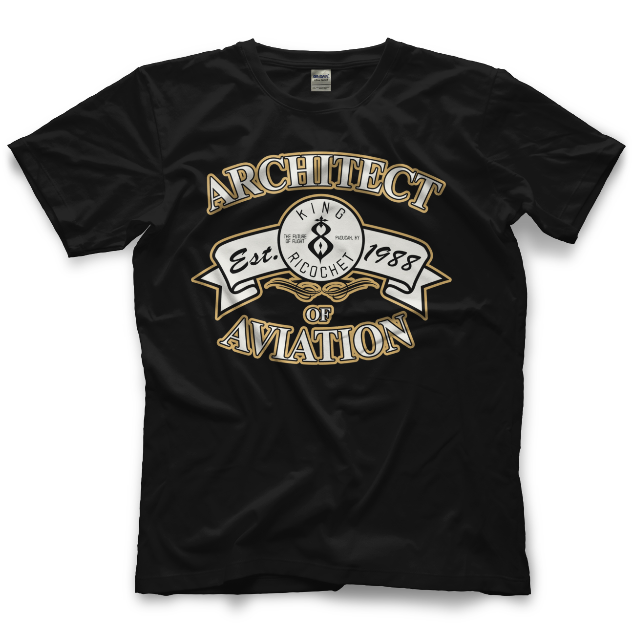 Ricochet Architect 2 T-shirt