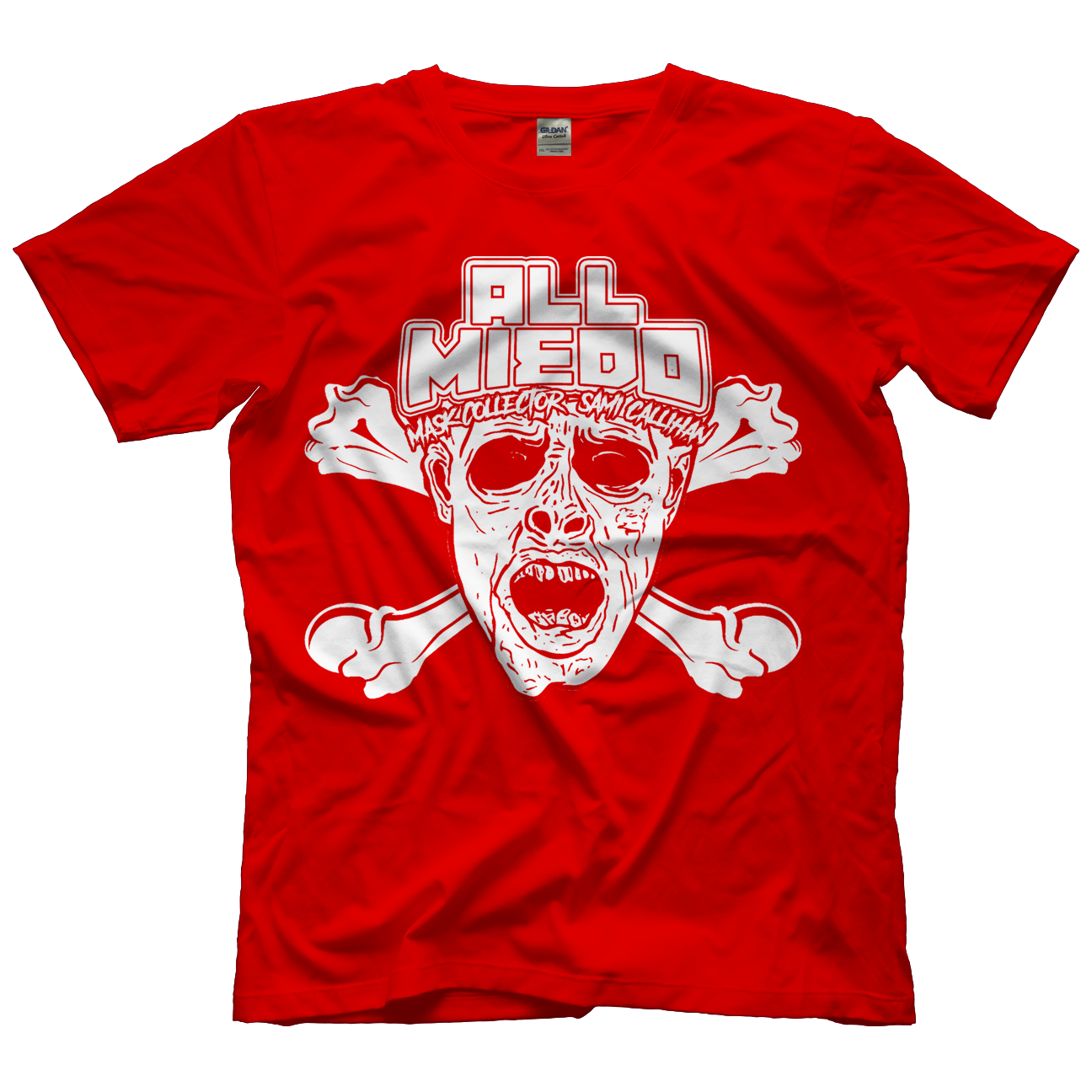 All Miedo T-shirt