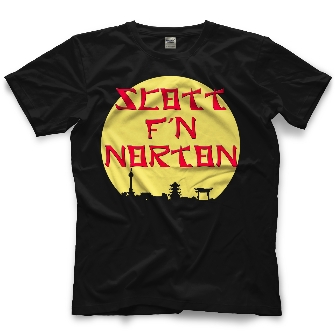 Scott F'N Norton T-shirt