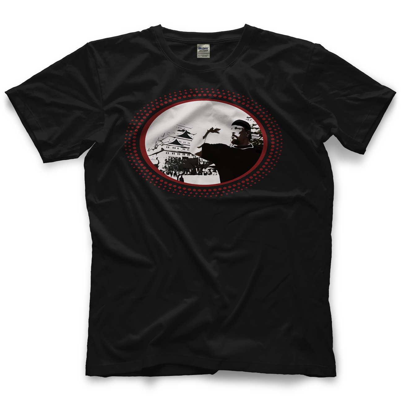 Scott Norton Pumped T-shirt