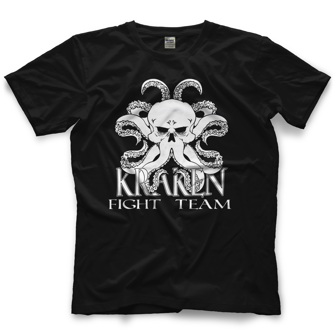 Sean Ross Sapp Kraken Fight Team T-shirt