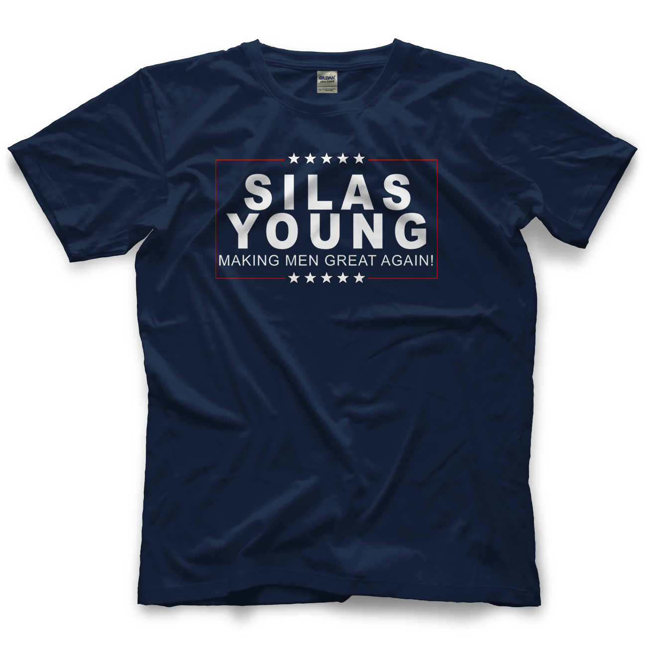 Silas Young Make Men Great Again T-shirt