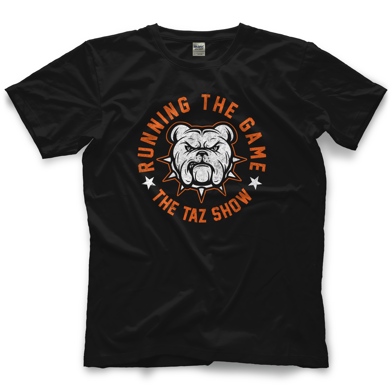 Clotheslined Apparel - Vintage Blend Soft T-shirt The Taz Show