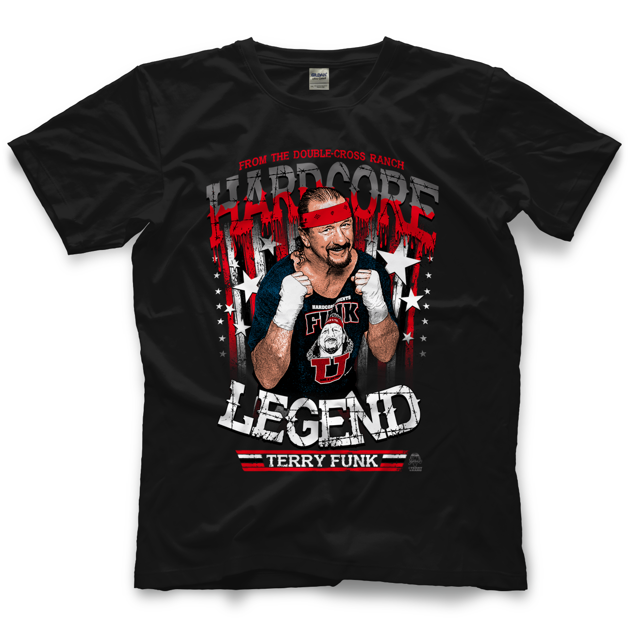 Terry Funk Hardcore Legend T-Shirt