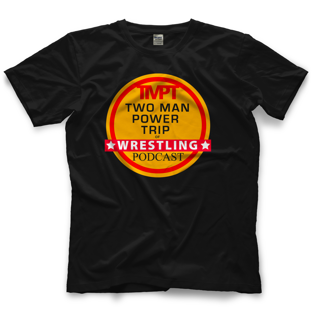 Two Man Power Trip TMPT T-shirt