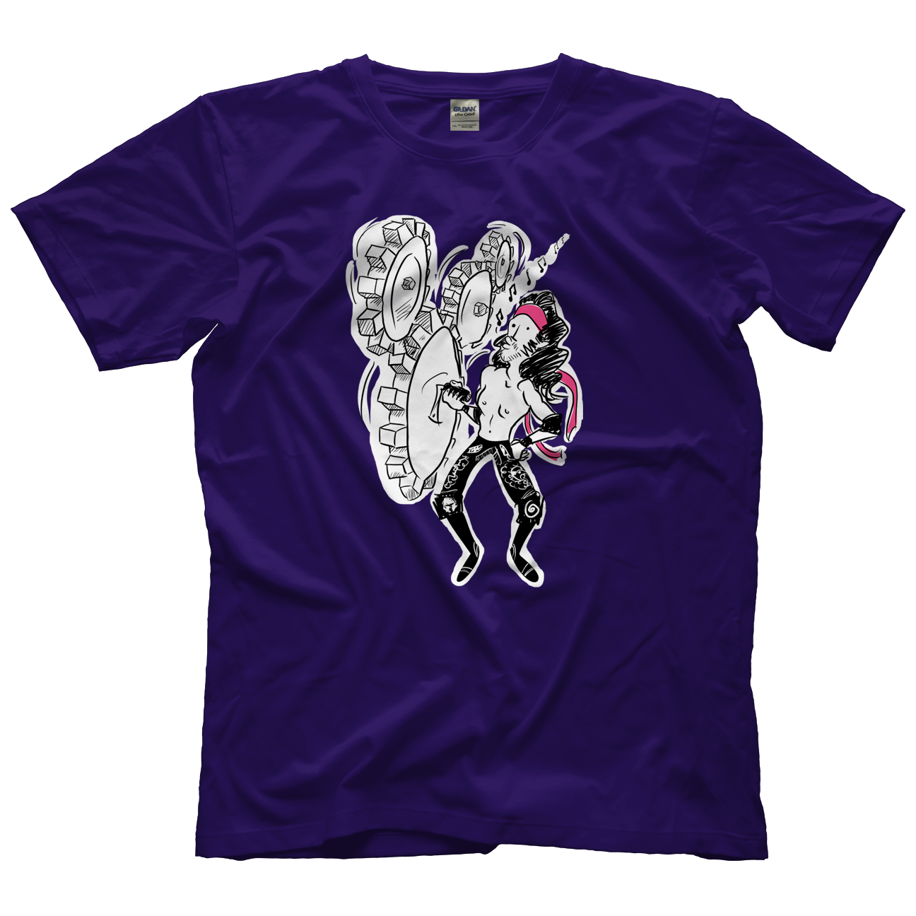 Trent Barreta Crankin It T-shirt