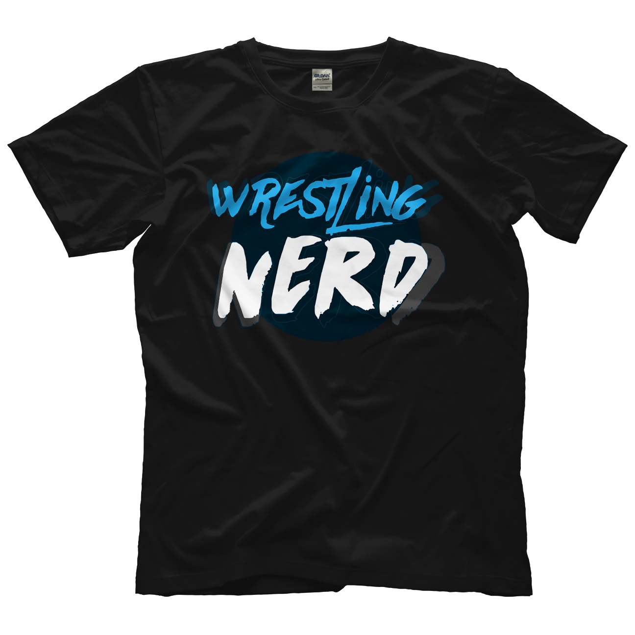 Wrestling Nerd New Logo T-shirt