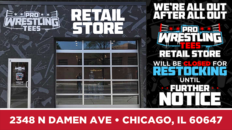 Pro Wrestling Tees Retail Store