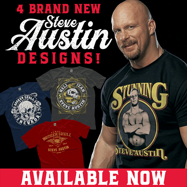Pro Wrestling Tees® – Exclusive Wrestling T-shirts & Merch